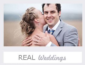 Real Weddings Gallery